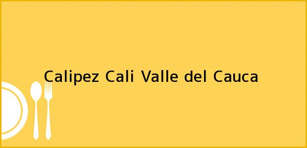 Teléfono, Dirección y otros datos de contacto para Calipez, Cali, Valle del Cauca, Colombia
