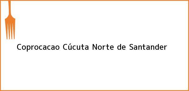 Teléfono, Dirección y otros datos de contacto para Coprocacao, Cúcuta, Norte de Santander, Colombia