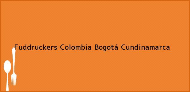 Teléfono, Dirección y otros datos de contacto para Fuddruckers Colombia, Bogotá, Cundinamarca, Colombia