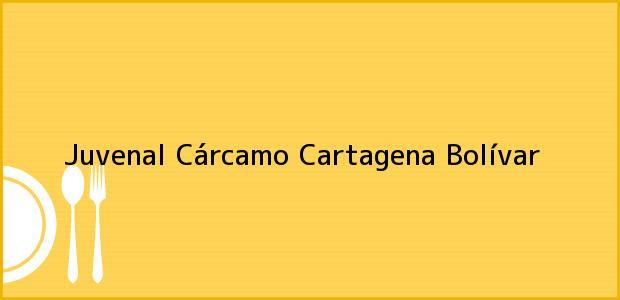 Teléfono, Dirección y otros datos de contacto para Juvenal Cárcamo, Cartagena, Bolívar, Colombia