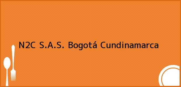 Teléfono, Dirección y otros datos de contacto para N2C S.A.S., Bogotá, Cundinamarca, Colombia