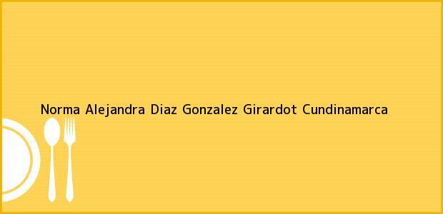Teléfono, Dirección y otros datos de contacto para Norma Alejandra Diaz Gonzalez, Girardot, Cundinamarca, Colombia