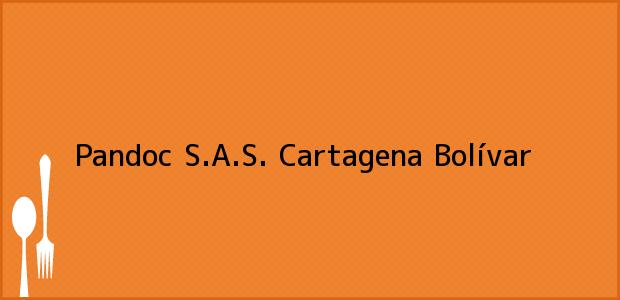 Teléfono, Dirección y otros datos de contacto para Pandoc S.A.S., Cartagena, Bolívar, Colombia