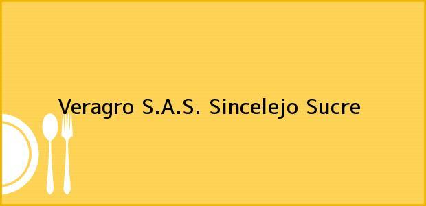 Teléfono, Dirección y otros datos de contacto para Veragro S.A.S., Sincelejo, Sucre, Colombia
