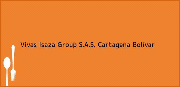 Teléfono, Dirección y otros datos de contacto para Vivas Isaza Group S.A.S., Cartagena, Bolívar, Colombia