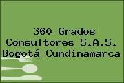 360 Grados Consultores S.A.S. Bogotá Cundinamarca