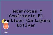 Abarrotes Y Confitería El Surtidor Cartagena Bolívar