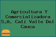 Agricultura Y Comercializadora S.A. Cali Valle Del Cauca