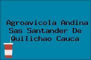Agroavicola Andina Sas Santander De Quilichao Cauca