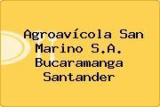 Agroavícola San Marino S.A. Bucaramanga Santander