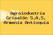 Agroindustria Grisalón S.A.S. Armenia Antioquia