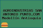 AGROINDUSTRIAS SAN ANTONIO PUNTO.COM Medellín Antioquia