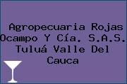 Agropecuaria Rojas Ocampo Y Cía. S.A.S. Tuluá Valle Del Cauca
