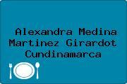 Alexandra Medina Martinez Girardot Cundinamarca