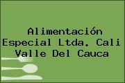 Alimentación Especial Ltda. Cali Valle Del Cauca