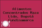 Alimentos Concentrados Raza Ltda. Bogotá Cundinamarca