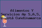 Alimentos Y Servicios Ap S.A.S. Bogotá Cundinamarca