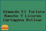 Almacén El Turista Rancho Y Licores Cartagena Bolívar