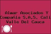 Almar Asociados Y Compañia S.A.S. Cali Valle Del Cauca