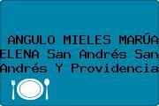 ANGULO MIELES MARÚA ELENA San Andrés San Andrés Y Providencia