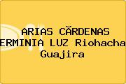 ARIAS CÃRDENAS ERMINIA LUZ Riohacha Guajira