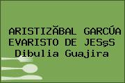 ARISTIZÃBAL GARCÚA EVARISTO DE JESºS Dibulia Guajira