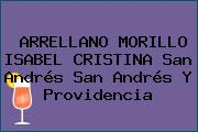 ARRELLANO MORILLO ISABEL CRISTINA San Andrés San Andrés Y Providencia