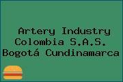 Artery Industry Colombia S.A.S. Bogotá Cundinamarca