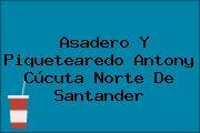 Asadero Y Piquetearedo Antony Cúcuta Norte De Santander
