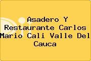 Asadero Y Restaurante Carlos Mario Cali Valle Del Cauca