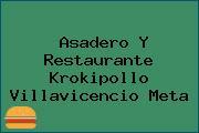 Asadero Y Restaurante Krokipollo Villavicencio Meta