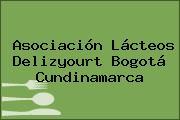 Asociación Lácteos Delizyourt Bogotá Cundinamarca