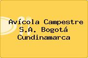 Avícola Campestre S.A. Bogotá Cundinamarca
