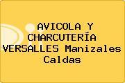 AVICOLA Y CHARCUTERÍA VERSALLES Manizales Caldas