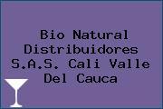 Bio Natural Distribuidores S.A.S. Cali Valle Del Cauca