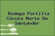 Bodega Portilla Cúcuta Norte De Santander
