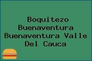 Boquitezo Buenaventura Buenaventura Valle Del Cauca