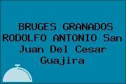 BRUGES GRANADOS RODOLFO ANTONIO San Juan Del Cesar Guajira