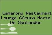 Camarony Restaurant Lounge Cúcuta Norte De Santander