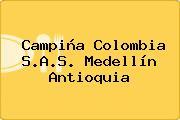 Campiña Colombia S.A.S. Medellín Antioquia