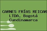 CARNES FRÍAS REICAR LTDA. Bogotá Cundinamarca