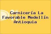 Carnicería La Favorable Medellín Antioquia