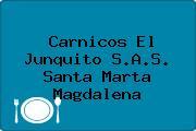 Carnicos El Junquito S.A.S. Santa Marta Magdalena