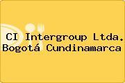 CI Intergroup Ltda. Bogotá Cundinamarca