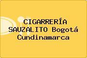CIGARRERÍA SAUZALITO Bogotá Cundinamarca
