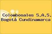 Colombosales S.A.S. Bogotá Cundinamarca