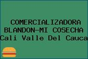 COMERCIALIZADORA BLANDON-MI COSECHA Cali Valle Del Cauca