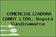 COMERCIALIZADORA CANDY LTDA. Bogotá Cundinamarca