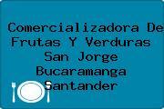 Comercializadora De Frutas Y Verduras San Jorge Bucaramanga Santander