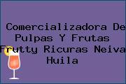 Comercializadora De Pulpas Y Frutas Frutty Ricuras Neiva Huila